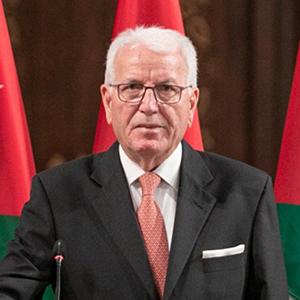 H.E. Dr. Muhyieddeen Touq