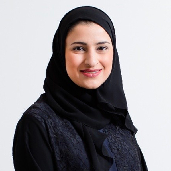 H.E. Sarah Al Amiri